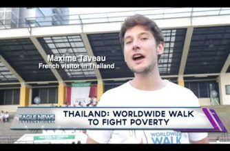 """Various nationalities join INC Worldwide Walk in Thailand, say they're """"proud to be part"""" of event"""