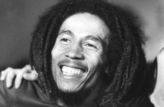 FILES: An unlocated  photo taken in 1976 shows Jamaican reggae star Bob Marley, who died 11 May 1981 at the age of 36 at Cedars Sinai hospital in Miami following a cancer. Marley, who popularized reggae music around the world, continues to be an inspiration for contemporary artists 20 years after his death. Some 400 000 people, most of them foreigners, are expected to crowd Addis Ababa for a month of festivities that kicked off 01 February 2005 to mark what would have been the king of reggae's 60th birthday. / AFP PHOTO / HO