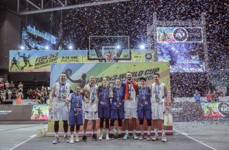 The winners of the 3x3 2018 FIBA World Cup were declared on Tuesday, June 12, as the event in the Philippine Arena drew to a close. /FIBA/