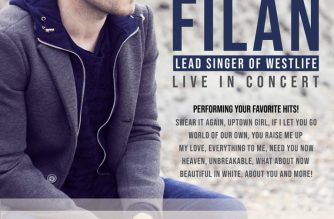 Westlife's Shane Filan to return to PHL for solo concert in September
