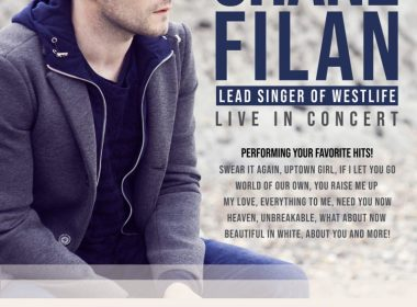 Westlife's Shane Filan to return to PHL for solo concert in