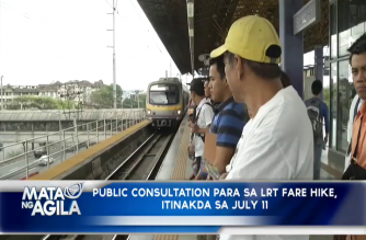No LRT-2 ops from Santolan to Anonas stations and back for a maximum of 9 months