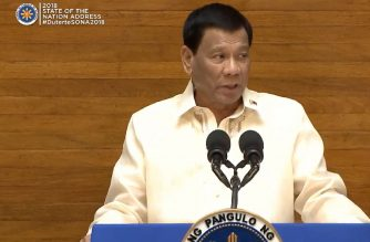 Duterte urges Congress to pass bill creating Department of Disaster Management