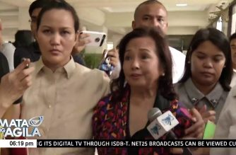 Arroyo on why she pushed for approval of House bill lowering age of criminal liability: President Duterte wants it
