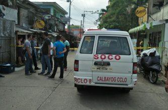 Assistant City Engineer sa Calbayog City Engineering Office, patay sa pamamaril