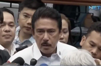 SWS: Of 4 top high-ranking gov't officials after President, only Sotto gets very good net satisfaction rating