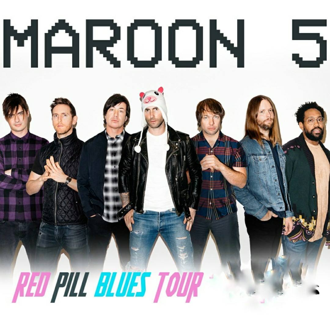 maroon 5 to return to the phl in march 2019. Black Bedroom Furniture Sets. Home Design Ideas