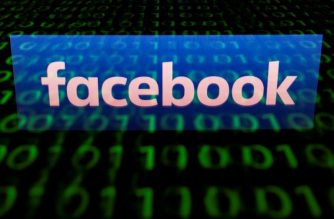 (FILES) A file illustration picture taken on April 28, 2018 shows the logo of social network Facebook displayed on a screen and reflected on a tablet in Paris.  Facebook said Wednesday, August 29, 2018, it is rolling out globally its Watch video service, which has already been available in the United States for more than a year. Facebook launched Watch amid a shift in video viewing habits away from traditional television to online platforms including Netflix and Hulu, and with more people watching both professional and user content on services like YouTube. / AFP PHOTO / Lionel BONAVENTURE