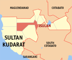 Another suspect in Isulan, Sultan Kudarat blast nabbed