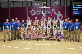 Gilas Pilipinas secured the fifth spot in the 2018 Asian Games despite the team being formed less than two weeks before the start of the tournament.