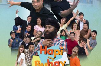 """Hapi ang Buhay, the Musical"" hits the big screen with red carpet premiere at SM Megamall today"