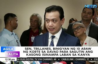 Trillanes welcomes probe into his parents' deals with gov't