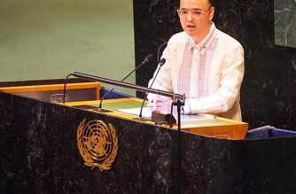 Foreign Affairs Secretary Alan Peter Cayetano emphasized the Philippines' respect for human rights before the international community as he spoke during the 73rd Session of the United Nations General Assembly in New York.