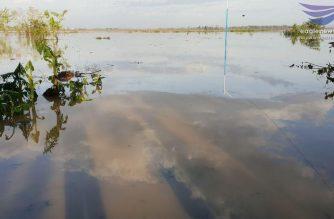 Mga apektado ng tubig baha sa Ilagan, Isabela nag-evacuate na