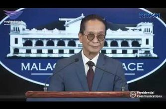 Palace: PHL gov' t to deny entry to ICC investigators if they pursue probe of drug war