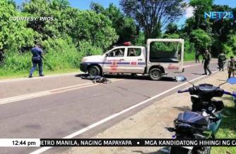 3 police escorts ni FDA Chief Puno, sugatan matapos tambangan
