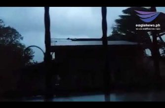 WATCH: Effect of Typhoon Rosita in Brgy. Abulan Jones, Isabela