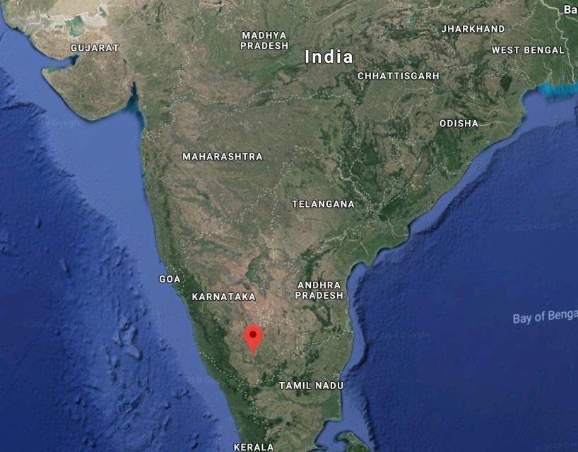 Sattlite Map Of India.28 Drown In India Bus Crash Many Of Them Children