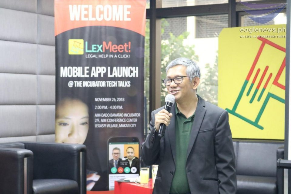 First legal consultation app, LexMeet, launched