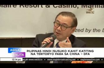 DFA: Pilipinas hindi isusuko kahit katiting na teritoryo para sa China