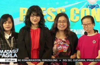 NET 25, wagi sa Sinebata 2018
