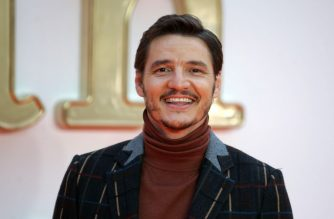 """(FILES) In this file photo taken on September 18, 2017, actor Pedro Pascal poses upon arrival for the World premiere of Matthew Vaughn's 'Kingsman:The Golden Circle' in London. - Chilean actor Pedro Pascal will play the title role in the upcoming Star Wars live action series """"The Mandalorian,"""" Disney announced on December 12. 2018. Pascal, of the hit series """"Narcos,"""" will play a lone gunfighter in the outer reaches of the galaxy. (Photo by Daniel LEAL-OLIVAS / AFP)"""