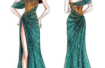 This is a sketch of what designer Mak Tumang said was supposed to have been Catriona Gray's third gown at the Miss Universe 2018 pageant in Thailand./Mak Tumang FB/
