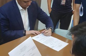 Senator Antonio Trillanes IV on Monday, Dec. 10, posted bail for libel before a Pasay court.