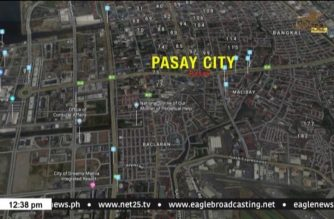34 katao arestado sa anti-criminality operation sa Pasay City