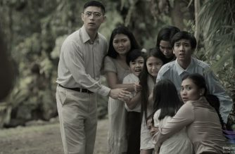 "A scene from the historical drama, ""Kapayapaan sa Gitna ng Digmaan"" of CEBSI Films which was chosen as finalist in the Singkuwento International Film Festival Manila, Philippines.  (Eagle News Service/ Photo courtesy Nestor Malgapo Jr.)"