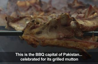 Chewing the fat with Pakistan's BBQ masters