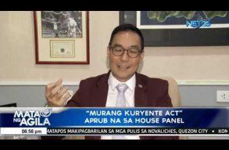 """""""Murang Kuryente"""" act aprubado na sa House panel"""