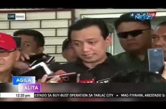 Trillanes asks Court of Appeals to halt trial for rebellion