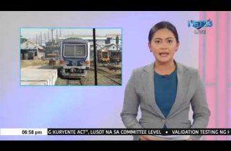 Validation testing ng hybrid electric trains, sisimulan na ng PNR sa Marso