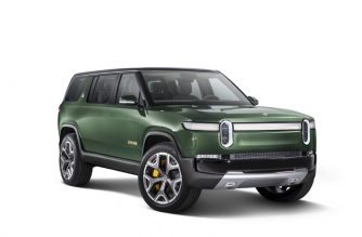 "The electric Rivian R1S SUV is pictured in this recent undated handout photograph. - The California-based electric car startup Rivian has raised $700 million in a funding round led by Amazon as it gears up to launch vehicles to compete with the likes of Tesla by 2020. (Photo by Lians Jadan / RIVIAN / AFP) / == RESTRICTED TO EDITORIAL USE  / MANDATORY CREDIT:  ""AFP PHOTO /  RIVIAN / Lians JADAN"" / NO MARKETING / NO ADVERTISING CAMPAIGNS /  DISTRIBUTED AS A SERVICE TO CLIENTS  =="