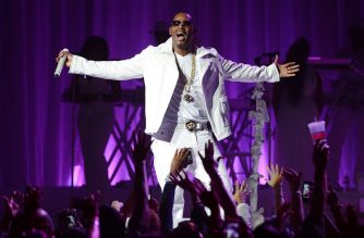 Superstar R. Kelly charged with sex abuse, including against minors