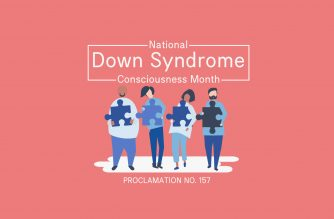 Infographic: National Down Syndrome Consciousness Month