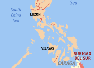 Around P100 million worth of cocaine found in Surigao del Sur
