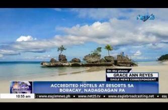 Accredited hotels at resorts sa Boracay, nadagdagan pa