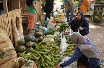 Marawi farmers have received agricultural products and trainings to increase their yield, Task Force Bangon Marawi said../Photo from Bangon Marawi website (http://bangonmarawi.com/2019/02/04/marawi-farmers-receive-agri-inputs-training-to-increase-yield/)/