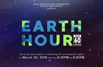 PHL all set for 2019 Earth Hour; lights off from 8:30 p.m. to 9:30 p.m.