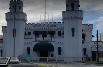 File photo of New Bilibid Prisons in Muntinlupa.