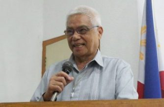 Acting Secretary of the Department of Information and Communication Technology Elizseo Rio Jr.  (Photo courtesy DICT website)