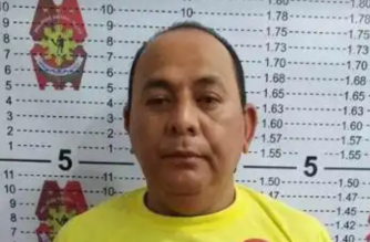 Rookie cop nabbed in buy-bust operation in Manila