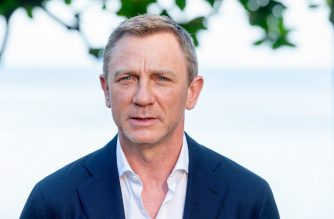 """(FILES) In this file photo taken on April 25, 2019 British actor Daniel Craig attends the """"Bond 25"""" Film Launch at Ian Fleming's Home """"GoldenEye"""" in Montego Bay, Jamaica. (Photo by Roy Rochlin / GETTY IMAGES NORTH AMERICA / AFP)"""