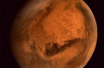 "In this handout photograph received from the Indian Space Research Organisation (ISRO) on September 30, 2014, the planet Mars is seen in an image taken by the ISRO Mars Orbiter Mission (MOM) spacecraft. India won Asia's race to Mars on September 24 when its unmanned Mangalyaan spacecraft successfully entered the Red Planet's orbit after a 10-month journey on a tiny budget. Scientists at mission control let out wild cheers and applause after the gold-coloured craft fired its main engine and slipped into the planet's orbit following a 660-million kilometre (410-million mile) voyage. AFP PHOTO/ISRO ---EDITORS NOTE--- RESTRICTED TO EDITORIAL USE - MANDATORY CREDIT - ""AFP PHOTO/ISRO"" - NO MARKETING NO ADVERTISING CAMPAIGNS - DISTRIBUTED AS A SERVICE TO CLIENTS--- (Photo by ISRO / ISRO / AFP)"