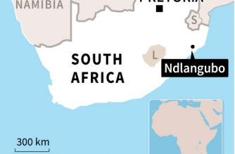 Updated:  13 killed, at least 16 injured as church roof collapses in South Africa