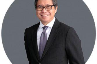 Former Manila water Chief Operating Officer Geodino Carpio. (Photo courtesy Manila Water Company)
