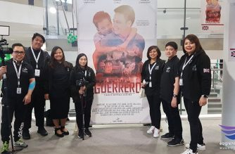 "Guerrero, a ""knockout"" with UK audiences"