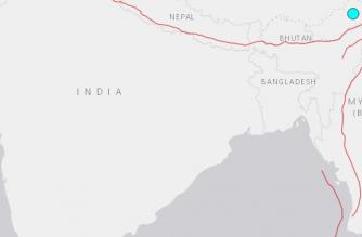 Strong 6.1-magnitude earthquake rocks NE India: USGS
